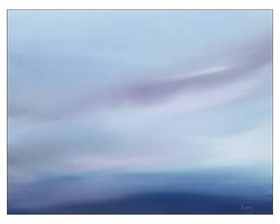 Wall Art - Painting - Sky by Linda Wimberly