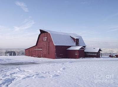 Photograph - Sky Line Farm by Michelle Welles