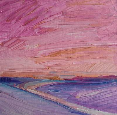 Painting - Sky Love by Dawn Vagts