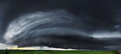 Photograph - Churning Sky by Brandon Sullivan