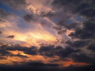 Photograph - Sky Moods - Depth by Glenn McCarthy
