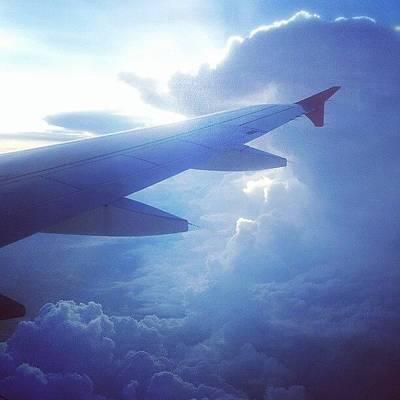Jet Photograph - Sky by Morris Wong