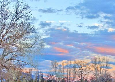 Photograph - Sky Of Color by Marilyn Diaz