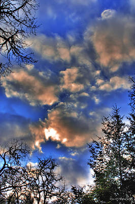 Photograph - Sky Of Dreams by Tyra  OBryant