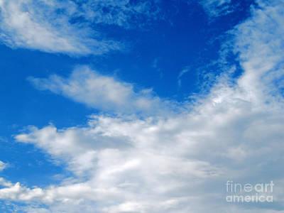 Photograph - Sky by Oksana Semenchenko