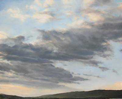 Painting - Sky Over Olonzac by Thomas Darnell