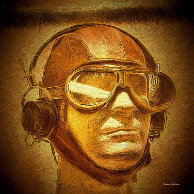 Photograph - Sky Pilot by Dan Sabin