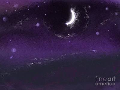 Painting - Sky Pilot by Roxy Riou