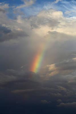 Sky Rainbow Original by Cathy Franklin