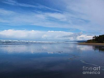 Photograph - Sky Reflection by Michele Penner