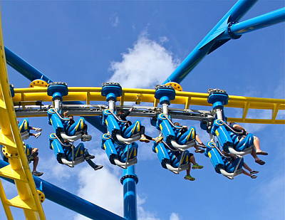 Photograph - Sky Ride by Denise Mazzocco