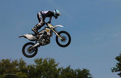 Photograph - Sky Rider 2 by Aleksander Rotner