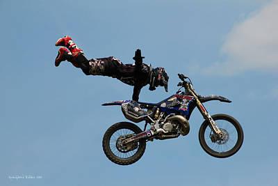 Photograph - Sky Rider 5 by Aleksander Rotner