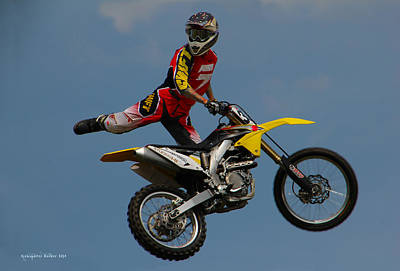 Photograph - Sky Rider 6 by Aleksander Rotner