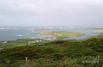 Photograph - Sky Road Clifden Ireland by Butch Lombardi