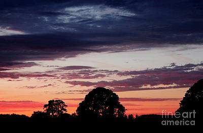Photograph - Sky Show 2 by Erica Hanel