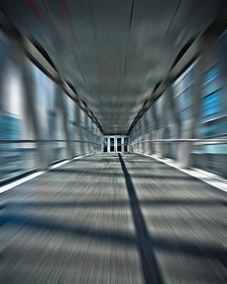 Photograph - Skydome Dreamwalk by Brian Carson