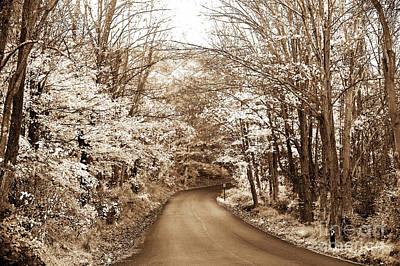 Photograph - Skyland Road by John Rizzuto