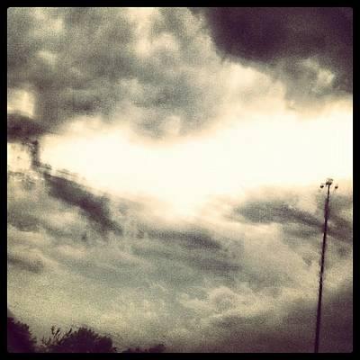 Photograph - Skyline 2 by Tyson Schroeder