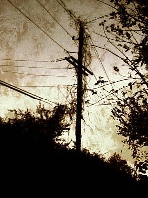 Photograph - Skyline 3 by Tyson Schroeder