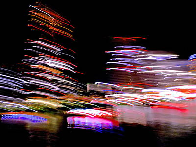 Photograph - Skyline Cha Cha Cha - 2 by Larry Knipfing