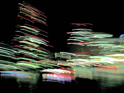 Photograph - Skyline Cha Cha Cha - 4 by Larry Knipfing