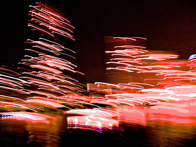 Photograph - Skyline Cha Cha Cha - 8 by Larry Knipfing