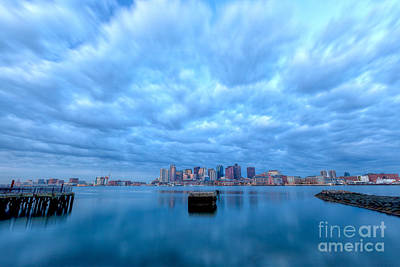 Photograph - Skyline Surreal by Susan Cole Kelly