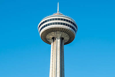 Photograph - Skylon Tower by Boris Mordukhayev