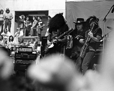 Photograph - Skynyrd #1 by Ben Upham