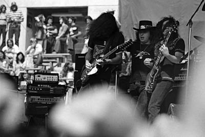 Photograph - Skynyrd #1 Crop 2 by Ben Upham