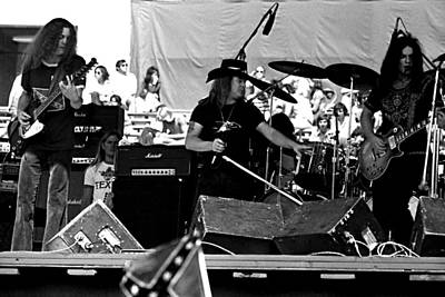 Photograph - Skynyrd #23 Crop 1 by Ben Upham