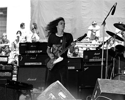Photograph - Skynyrd #24 Crop 1 by Ben Upham