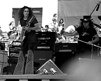 Photograph - Skynyrd #7 by Ben Upham