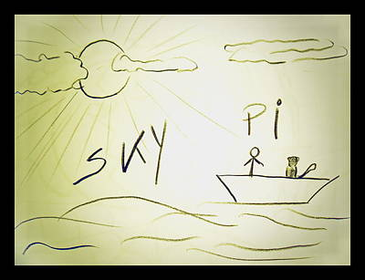 Skype Art Print by Beto Machado