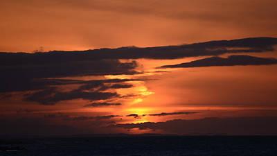 Photograph - Sky's Afire by Ronda Broatch