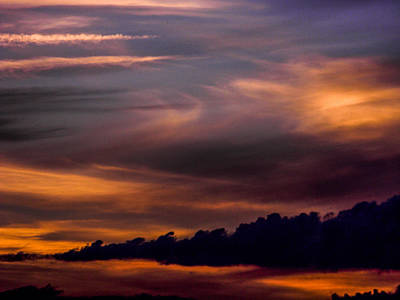 Photograph - Skyscape by Christy Usilton