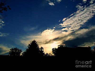 Photograph - Skyscape by Scott B Bennett