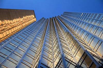 Photograph - Skyscraper 4 by Andrew Fare