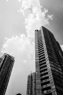 Photograph - Skyscraper by BandC  Photography
