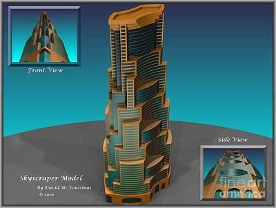 Skyscraper Model Original
