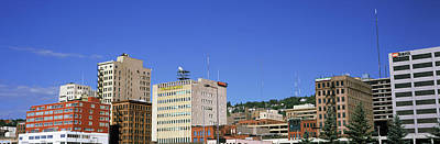 Duluth Photograph - Skyscrapers In A City, Duluth by Panoramic Images