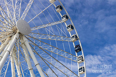 Photograph - Skywheel's Vip I by Gene Berkenbile