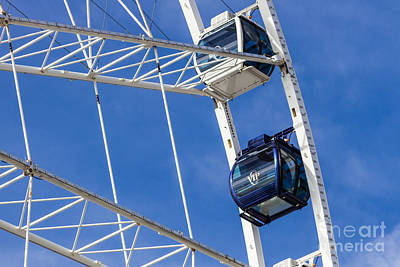 Photograph - Skywheel's Vip Iv by Gene Berkenbile