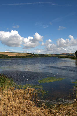 Photograph - Slapton Ley by Chris Day