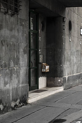 Budapest Sightseeing Tours Photograph - Slate by Sabina Cosic