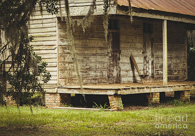Just Desserts - Slave Cabin III by Mary  Smyth