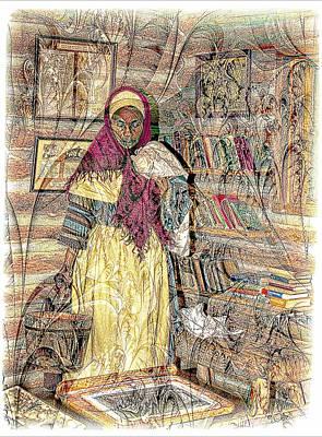Photograph - Slave Woman Art by Bob Pardue