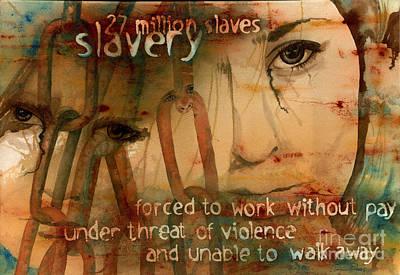 Slavery Original by Kristina Storey