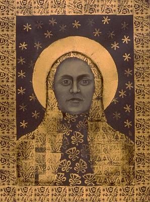 Slavic Mother Goddess Art Print